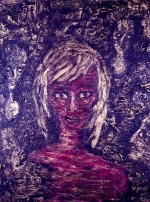 Scarlet Woman's Dilemma, 1983