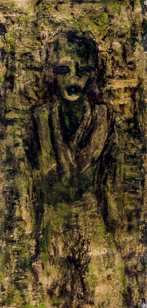 Study for Fear, 1984