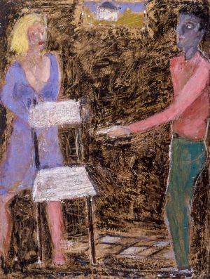 Untitled Oil, 1980